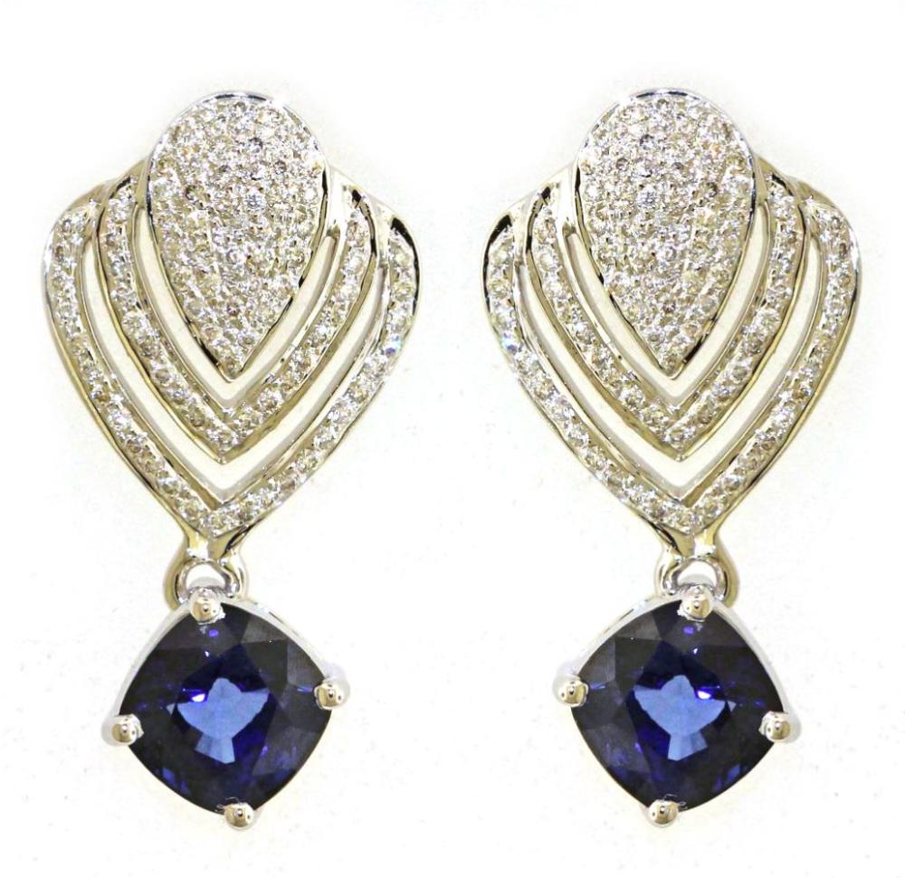 Sapphires 3.60 carats