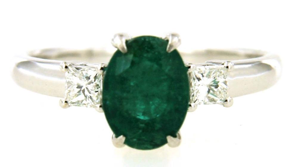 Emerald 1.65 carat