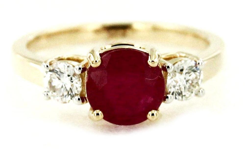 Ruby 1.40 carat