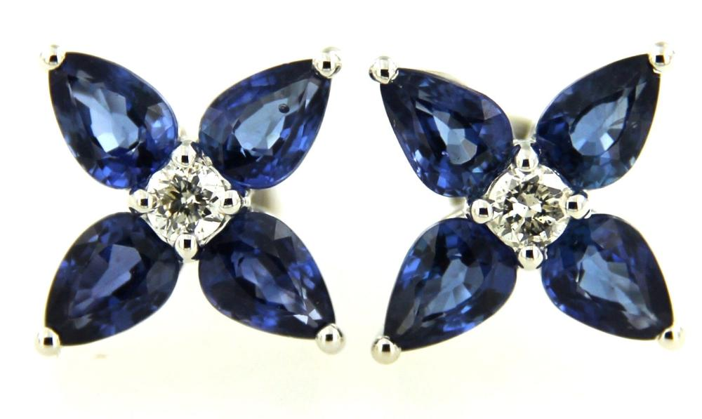 Sapphires 4.70 carats