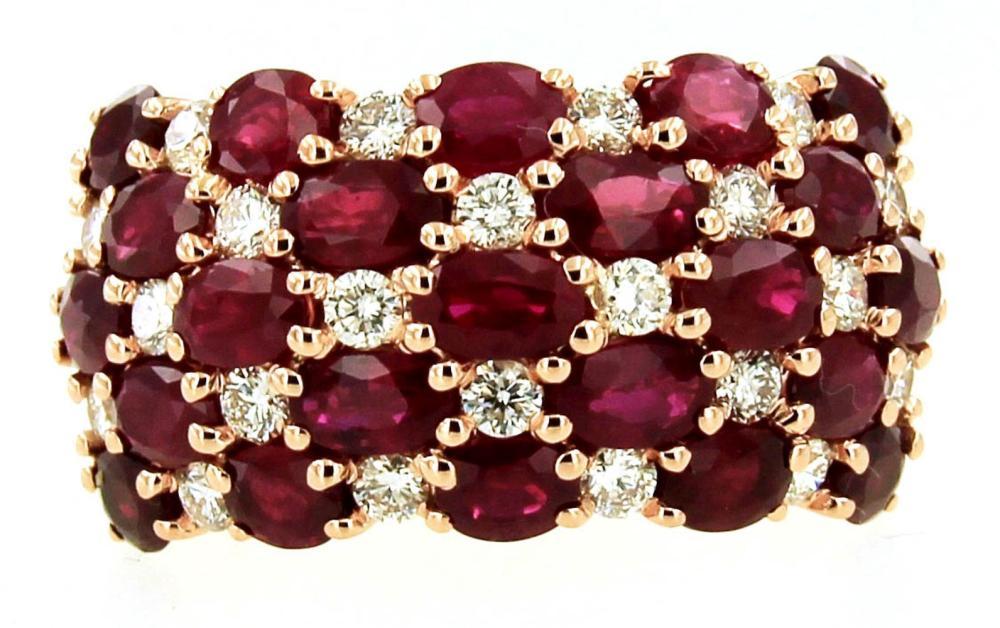 Rubies 5.60 carats