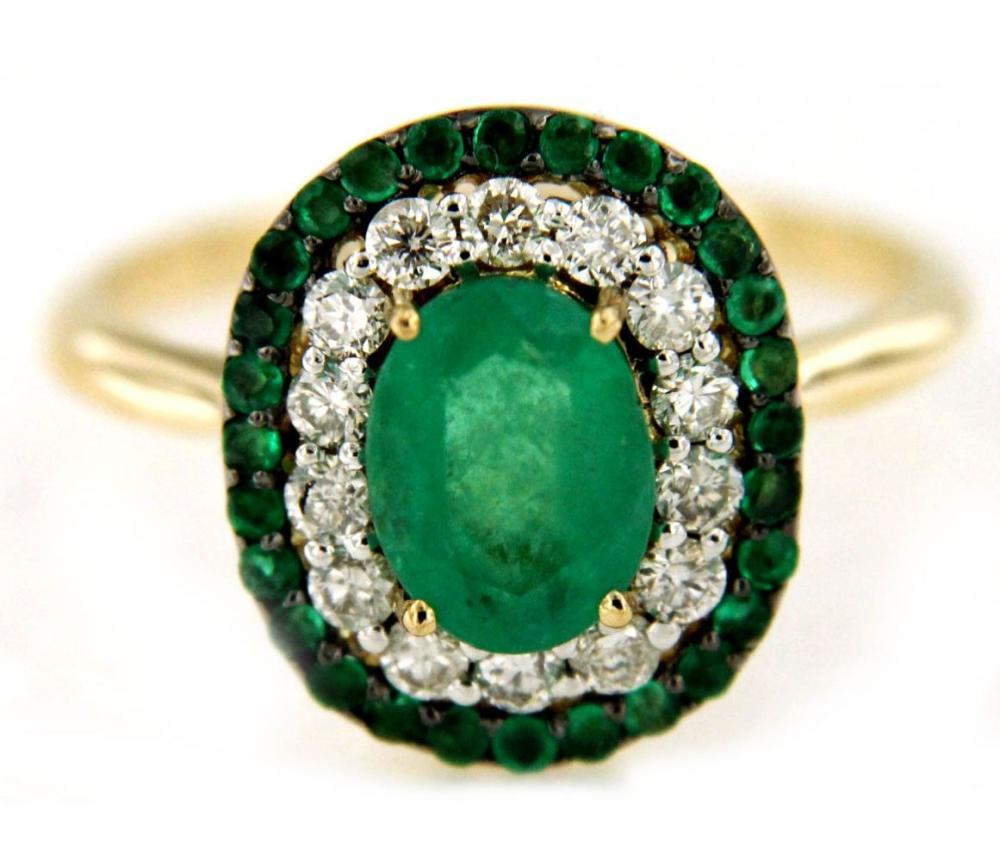 Emerald 1.40 carat