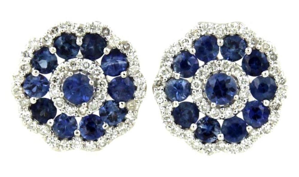 Sapphires 1.85 carats