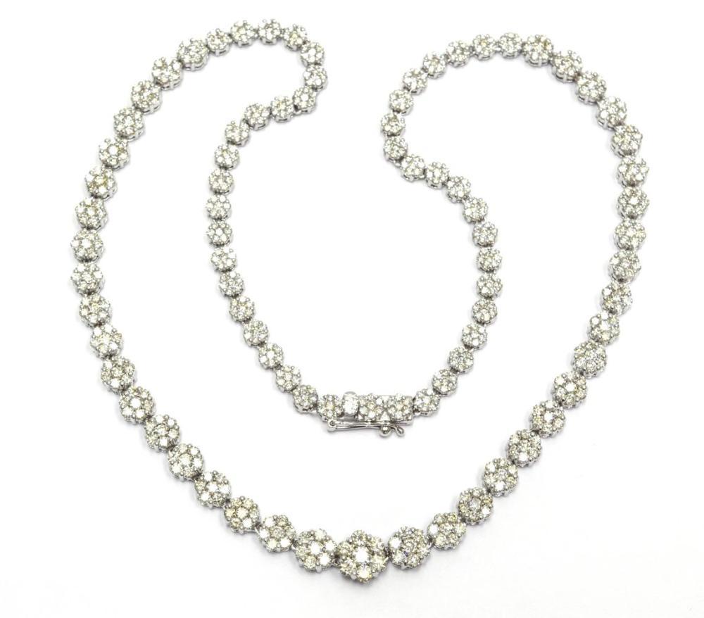 Diamonds 9.75 carats
