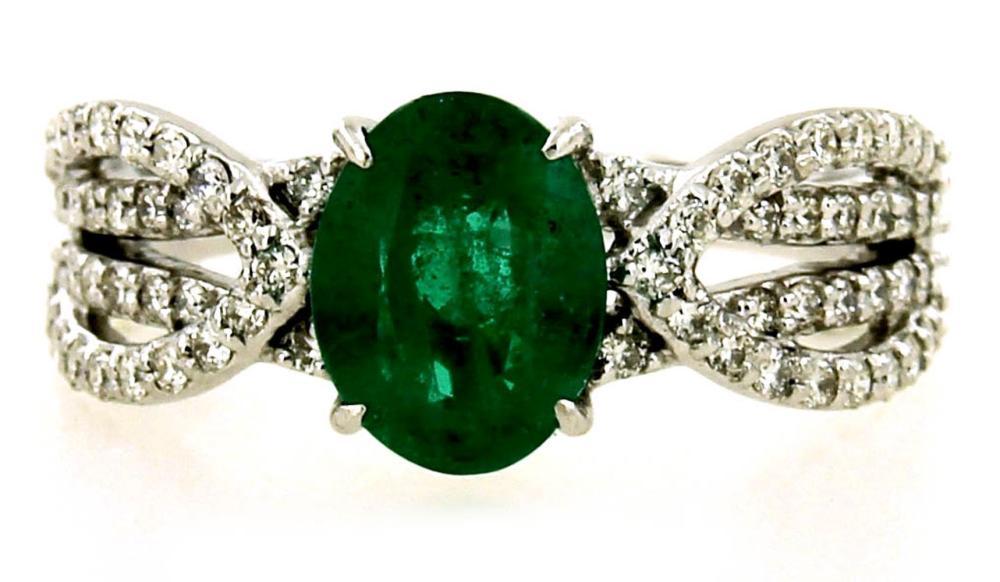 Emerald 1.45 carat