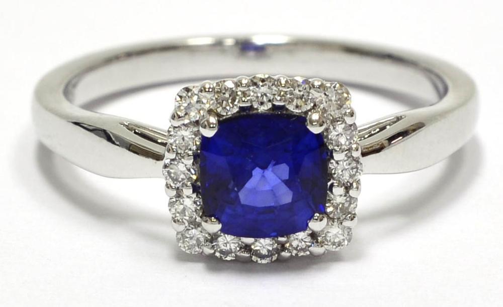 Sapphire 0.80 carat