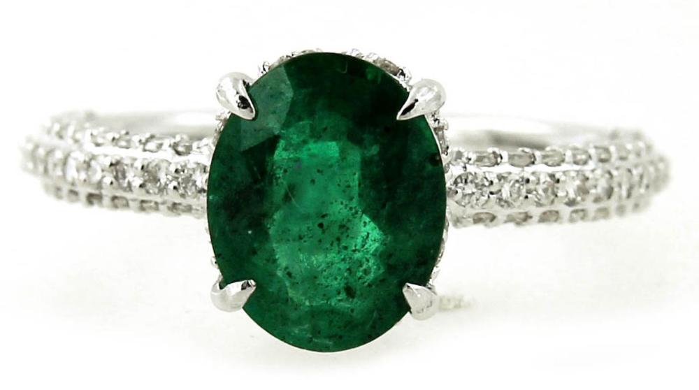 Emerald 2.25 carats