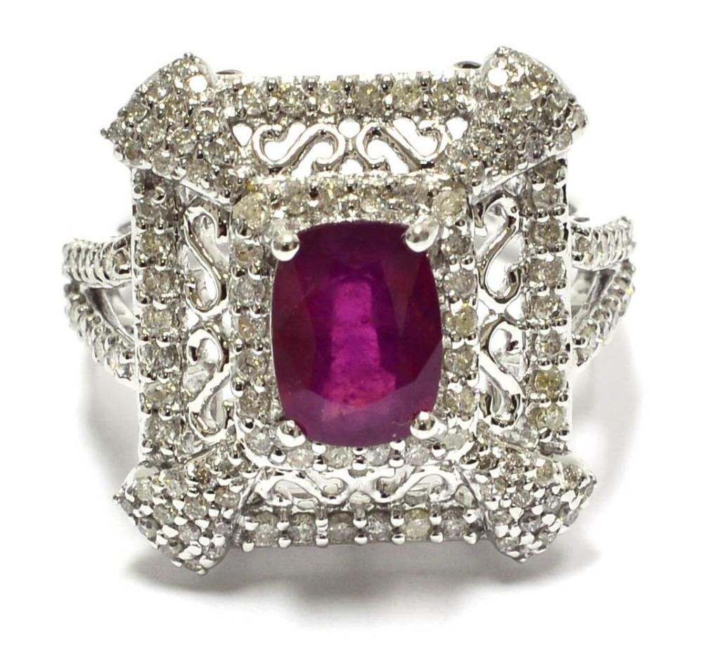 Enhanced ruby 2.05 carat