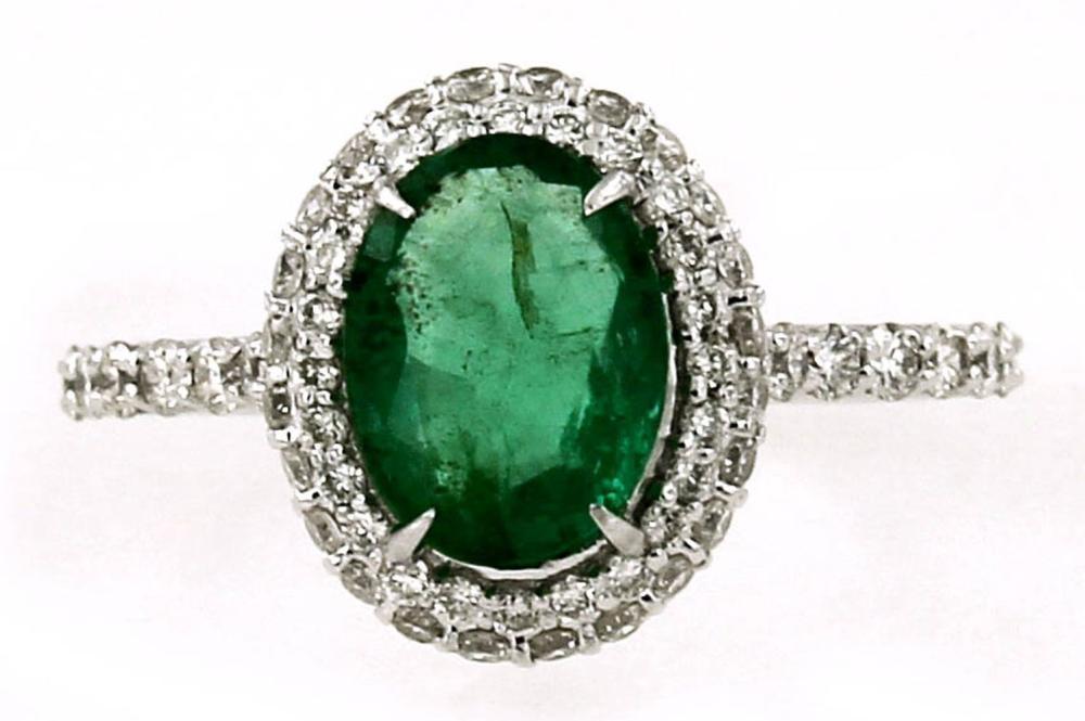 Emerald 1.75 carats
