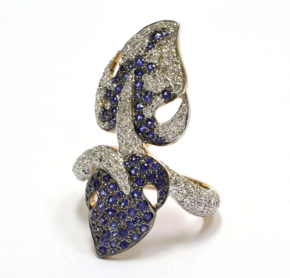 Sapphires 0.80 carats