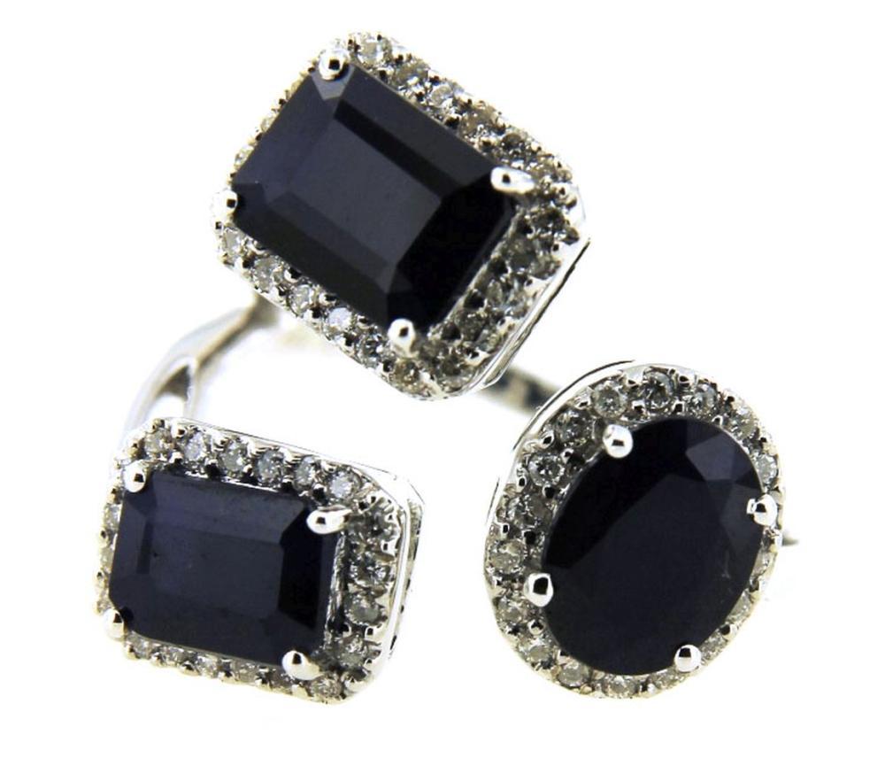Sapphires 4.55 carats
