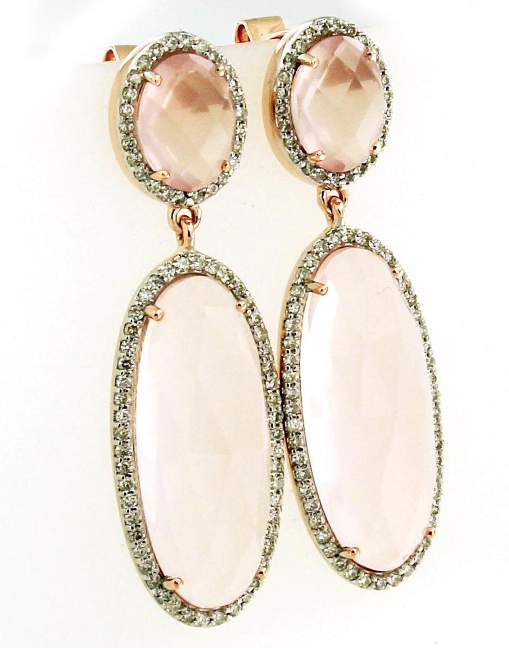 Rose quartz 14.00 carats