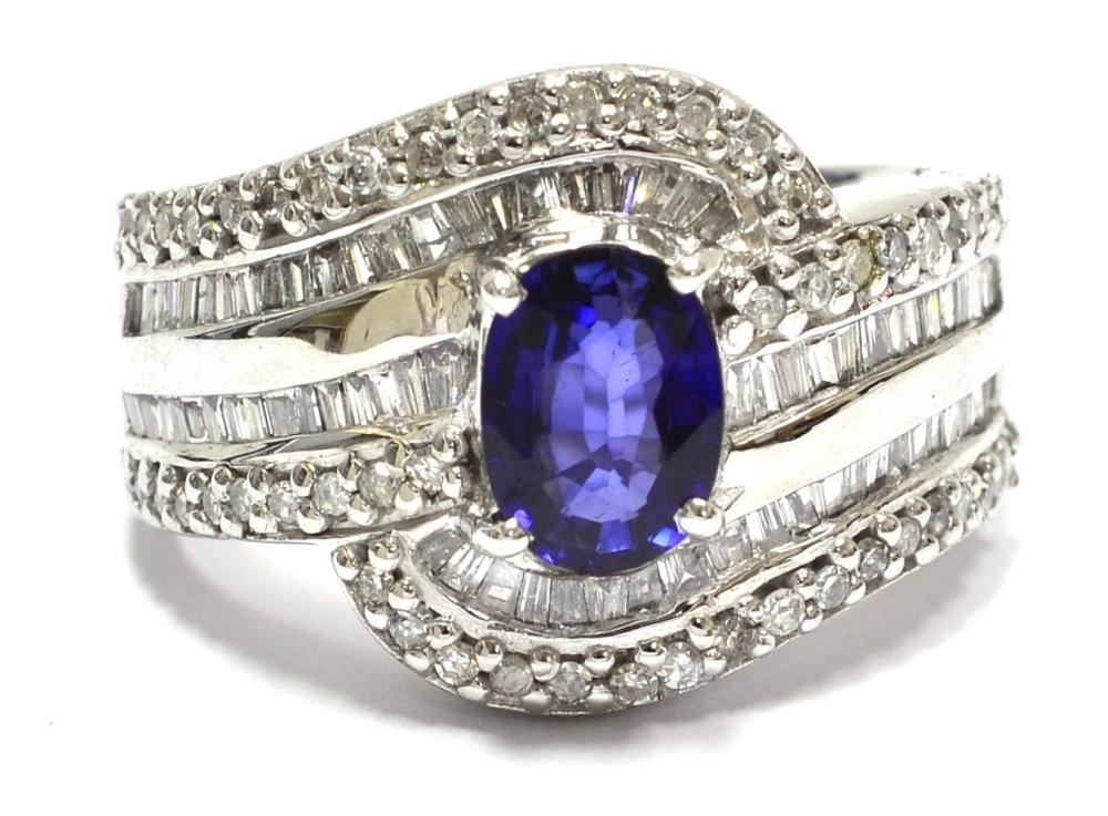 Sapphire 1.10 carat