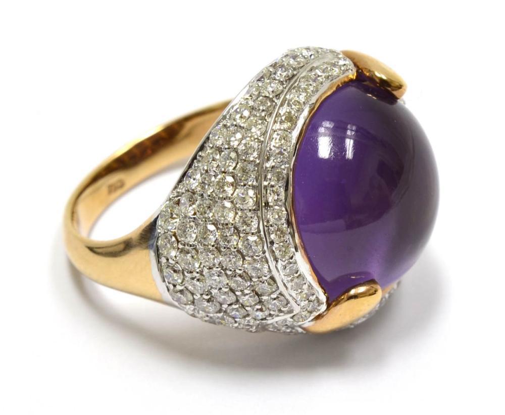 Amethyst 14.20 carats