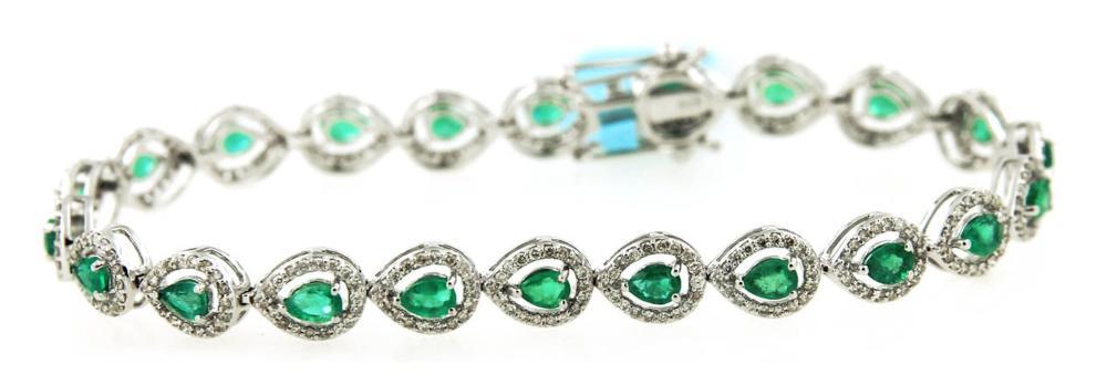 Emeralds 2.95 carats