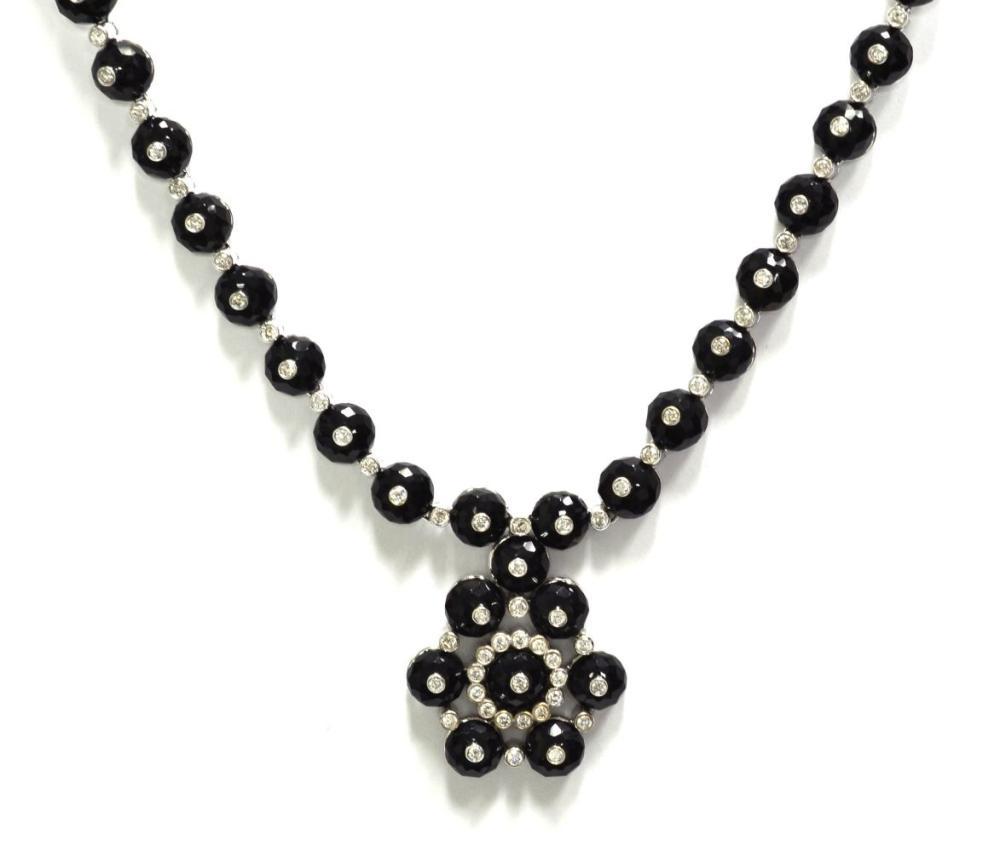 Black onyx 65.40 carats