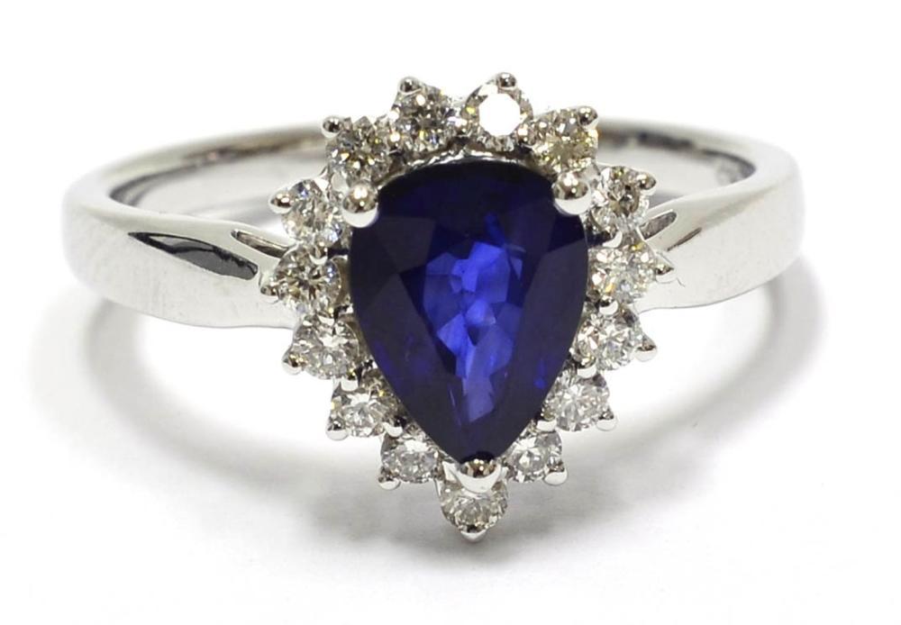 Sapphire 1.45 carat
