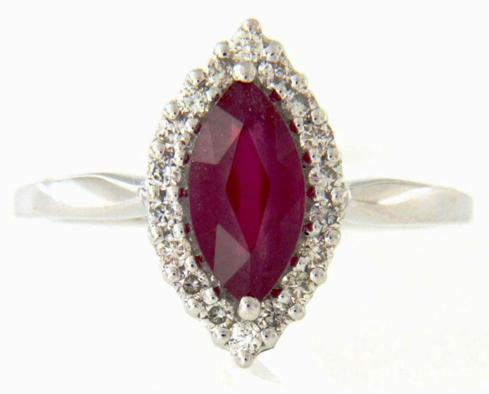 Lot 503: Enhanced ruby 1.75 carat