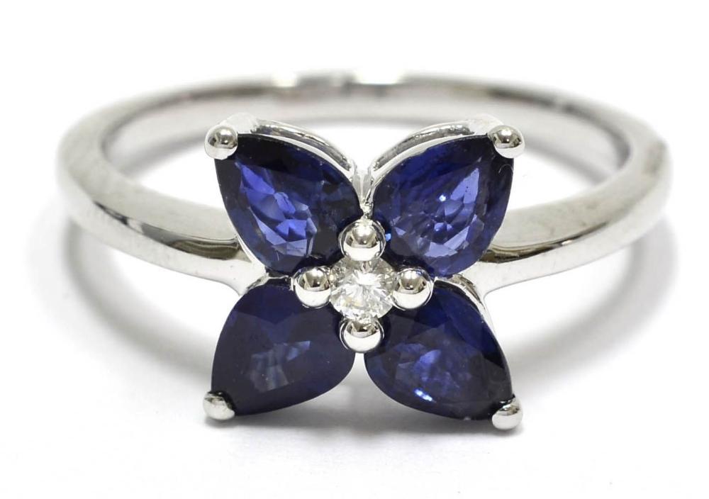 Sapphires 1.35 carats