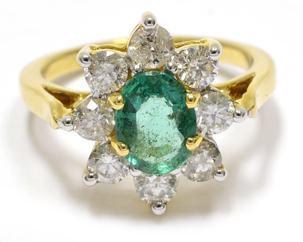 Emerald 1.00 carat