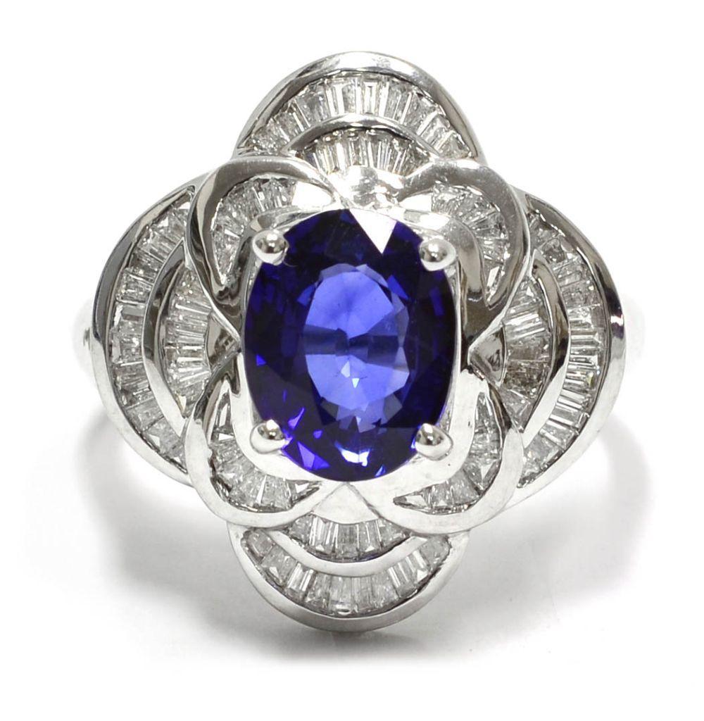 Sapphire 2.55 carats