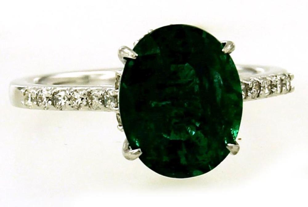 Emerald 3.65 carats