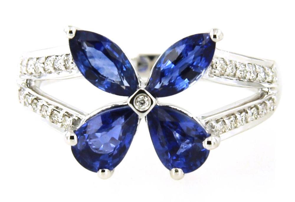 Sapphires 1.95 carats