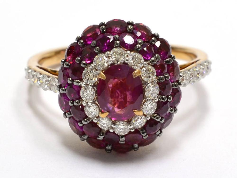 Rubies 2.65 carats