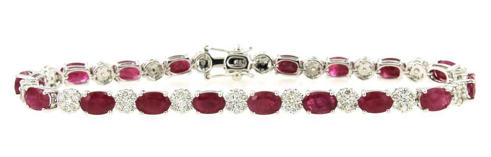 Rubies 10.60 carats