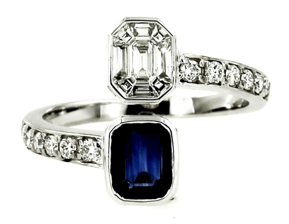 Sapphire 1.10 carats