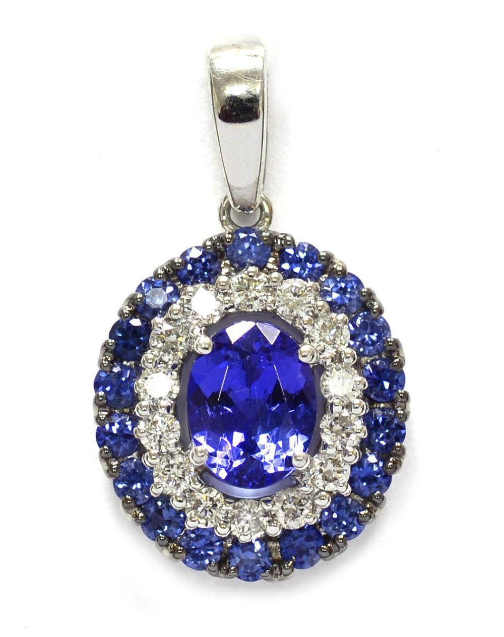 Lot 554: Tanzanite 1.50 carat
