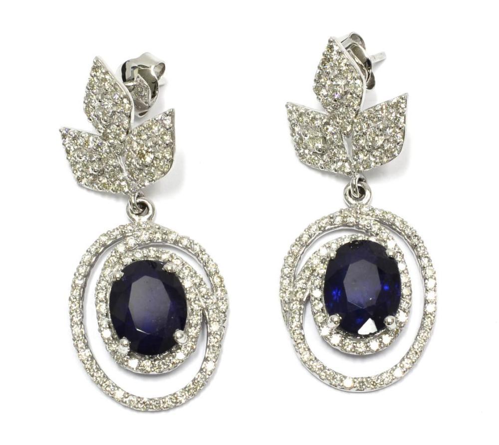 Lot 561: Sapphires 10.00 carats