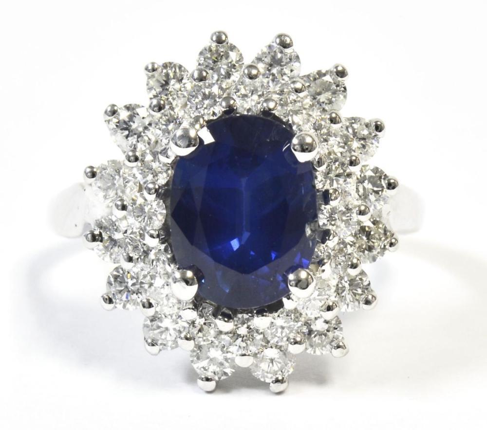 Sapphire 1.97 carats