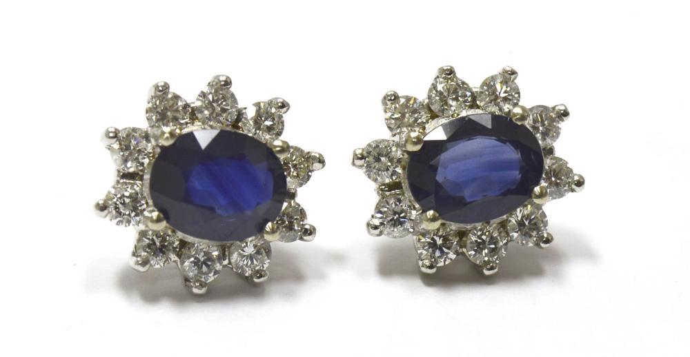 Sapphires 4.80 carats