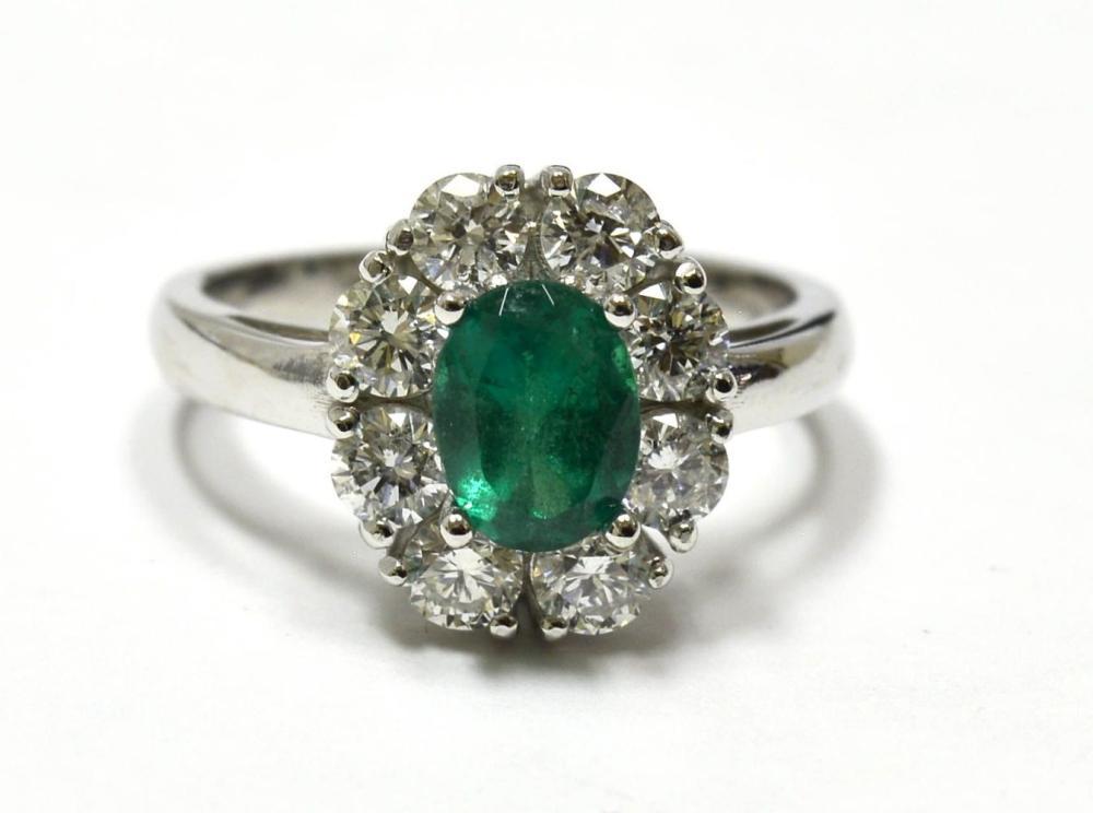 Emerald 1.04 carat