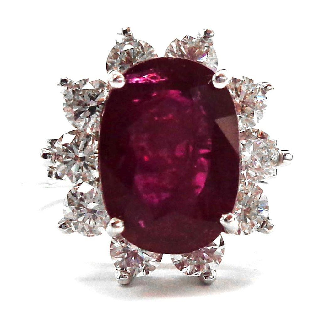 Ruby 5.07 carats