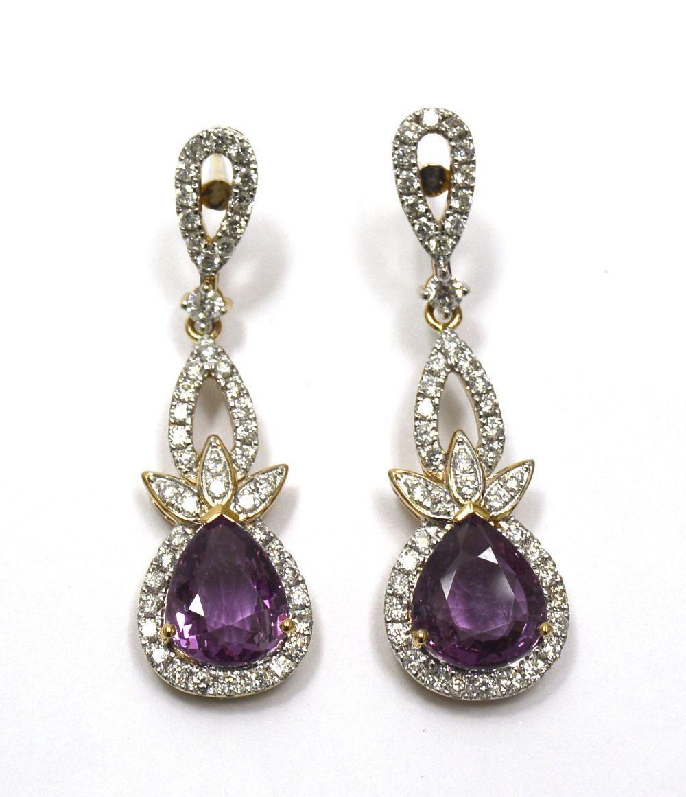 Sapphires 6.40 carats