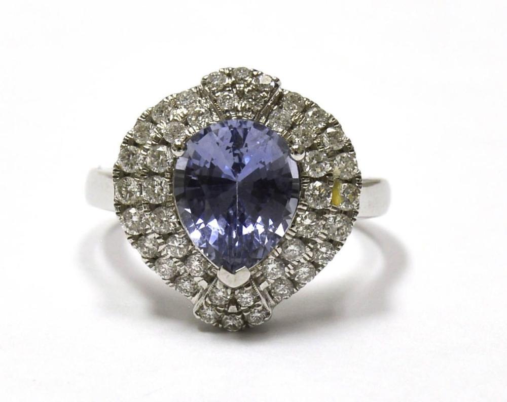 Sapphire 2.60 carats