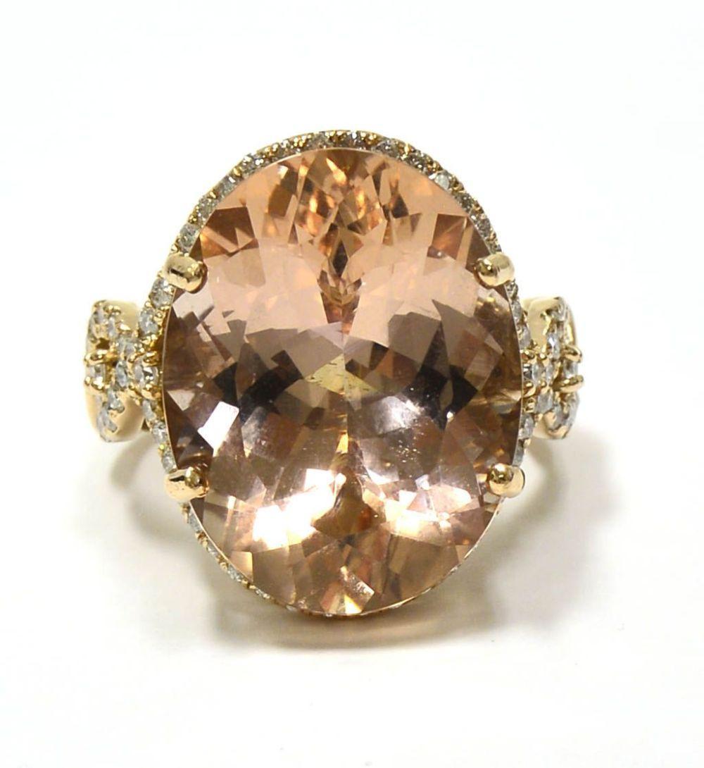 Morganite 14.90 carats