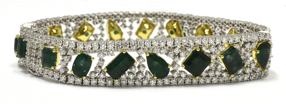 Emerald 16.85 carats