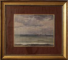 Edouard Chappel, Marina, 1920