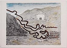 Giorgio De Chirico, Il fiume misterioso