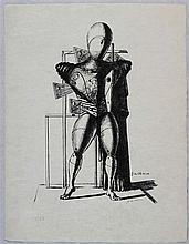 Giorgio De Chirico, Trovatore, 1967