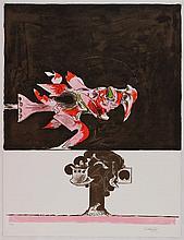 Graham Sutherland, Firebird II, 1975