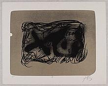 Antoni Tapies, Erinnerungen II, 1988