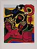Guillaume Corneille, Femme rose, 1988, Guillaume Corneille, €500
