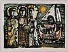 Antoni Clavè, Les Saintes Maries, 1952, Antoni Clave, €800