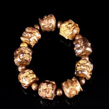Chinese Chen Xiang Prayer Beads