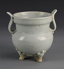Chinese Lungquan Glazed Censer