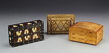 Three Asian Boxes